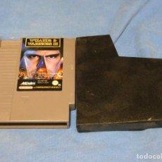 Videojuegos y Consolas: EXPRO JUEGO NINTENDO NES PAL 8W NOE WIZARDS AND WARRIORS 3. Lote 222913067