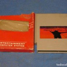 Videojuegos y Consolas: EXPRO JUEGO CLONICAS NES ROBIN HOOD. Lote 222913235