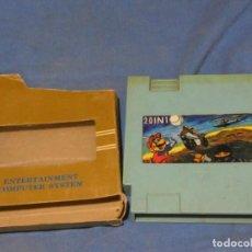 Videojuegos y Consolas: EXPRO JUEGO CLONICAS NES 20 EN 1. Lote 222913370