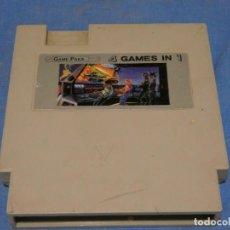 Videojuegos y Consolas: EXPRO JUEGO CLONICAS NES 4 EN 1. Lote 222913615