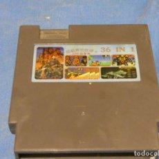 Videojuegos y Consolas: EXPRO JUEGO CLONICAS NES 36 EN 1. Lote 222913656