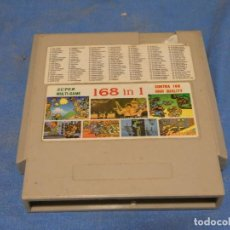Videojuegos y Consolas: EXPRO JUEGO CLONICAS NES 168 EN 1. Lote 222914403
