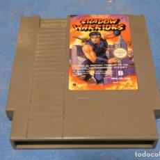 Videojuegos y Consolas: EXPRO JUEGO NES PAL FRG SHADOW WARRIORS. Lote 222915172