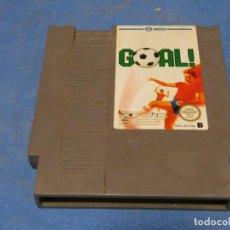Videojuegos y Consolas: EXPRO JUEGO NES PAL JG FRA GOAL!. Lote 222915338