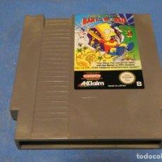Videojuegos y Consolas: EXPRO JUEGO NES PAL Y9 ESP BART VS THE WORLD. Lote 222915595