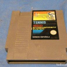 Videojuegos y Consolas: EXPRO JUEGO NES PAL TE ESP TENNIS. Lote 222915686