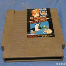 Videojuegos y Consolas: EXPRO JUEGO NES PAL MH FRA SUPER MARIO BROS DUCK HUNT. Lote 222915810