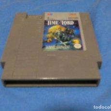 Videojuegos y Consolas: EXPRO JUEGO NES PAL B LZ ESP TIME LORD SONIDO AL MOVERLO. Lote 222916385