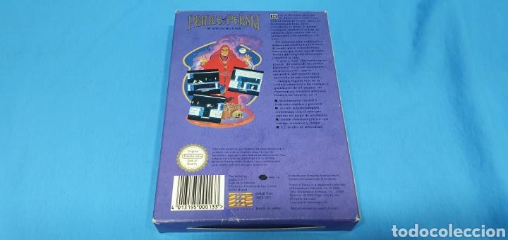Videojuegos y Consolas: JUEGO PRINCE OF PERSIA PARA NINTENDO - MINDSCAPE - Foto 5 - 223578308