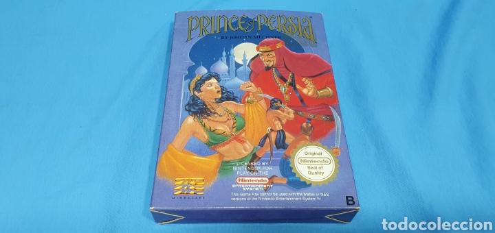 JUEGO PRINCE OF PERSIA PARA NINTENDO - MINDSCAPE (Juguetes - Videojuegos y Consolas - Nintendo - Nes)