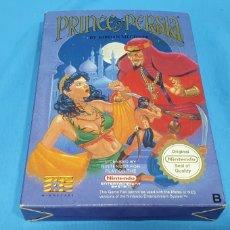 Videojuegos y Consolas: JUEGO PRINCE OF PERSIA PARA NINTENDO - MINDSCAPE. Lote 223578308