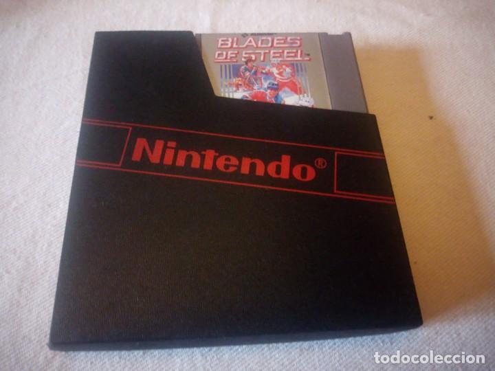 JUEGO NINTENDO NES BLADES OF STEEL PAL B 1985,ORIGINAL (Juguetes - Videojuegos y Consolas - Nintendo - Nes)