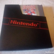 Videojuegos y Consolas: JUEGO NINTENDO NES BLADES OF STEEL PAL B 1985,ORIGINAL. Lote 223665406