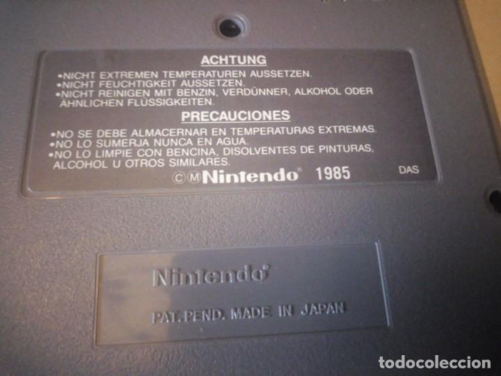 Videojuegos y Consolas: juego nintendo nes DONKEY KONG 3 VERSION EUROPEA 1985 ORIGINAL PAL B - Foto 4 - 223665716