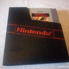 Videojuegos y Consolas: JUEGO NINTENDO NES RUSH'N ATTACK 1985 ORIGINAL PAL B,ORIGINAL. Lote 223665907