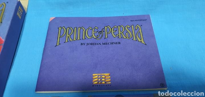 Videojuegos y Consolas: JUEGO PRINCE OF PERSIA PARA NINTENDO - MINDSCAPE - Foto 9 - 223578308