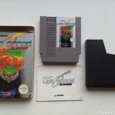 Videogiochi e Consoli: LIFE FORCE COMPLETO NINTENDO NES. Lote 224860915