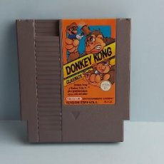 Jeux Vidéo et Consoles: ANTIGUO JUEGO PARA NINTENDO DONKEY KONG. Lote 225228735
