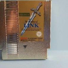 Jeux Vidéo et Consoles: ANTIGUO JUEGO PARA NINTENDO NES ZELDA. Lote 225230733