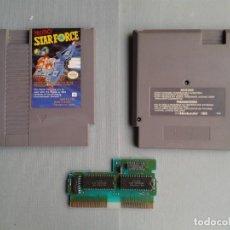 Videojuegos y Consolas: NINTENDO NES TECMO STAR FORCE PAL B EEC SOLO CARTUCHO ONLY CART R11789. Lote 226466862