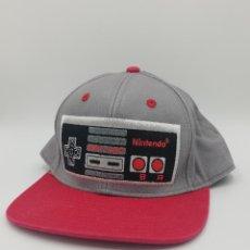 Videogiochi e Consoli: GORRA NINTENDO MANDO NES. Lote 227096801