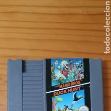 Videojuegos y Consolas: JUEGO SUPER MARIO BRIS / DUCK HUNT NINTENDO 1985 NES. Lote 227216485