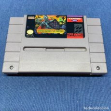 Jeux Vidéo et Consoles: JUEGO SUPER NINTENDO - SUPER GHOULS N GHOSTS - USA. Lote 228094630