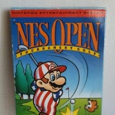 Videojuegos y Consolas: NES OPEN TOURNAMENT GOLF NINTENDO NES. Lote 231477425