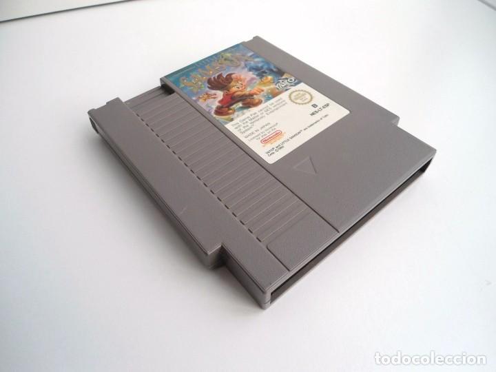 Videojuegos y Consolas: LITTLE SAMSON - NINTENDO NES - CARTUCHO ORIGINAL - TAITO Corp. 1992 - MUY BUEN ESTADO - MUY RARO - Foto 4 - 243500285