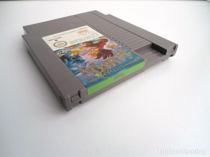 Videojuegos y Consolas: LITTLE SAMSON - NINTENDO NES - CARTUCHO ORIGINAL - TAITO Corp. 1992 - MUY BUEN ESTADO - MUY RARO - Foto 3 - 243500285