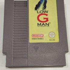 Videojuegos y Consolas: JUEGO CONSOLA LOW G MAN, THE LOW GRAVITY MAN NES NINTENDO 1985 VERSION ESPAÑOLA. Lote 233327405