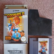 Videojogos e Consolas: VIDEOJUEGO THE GOONIES II NINTENDO NES. Lote 233384915