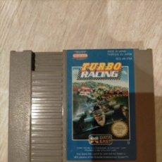 Videojuegos y Consolas: JUEGO NINTENDO NES TURNO RACING. Lote 234551195