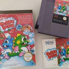 Videojogos e Consolas: NINTENDO NES - BUBLE BOBBLE. Lote 235068935