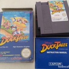 Videojogos e Consolas: NINTENDO NES - DUCKTALES (PATOAVENTURAS). Lote 235069370