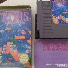 Videojuegos y Consolas: NINTENDO NES : TETRIS. Lote 235070370