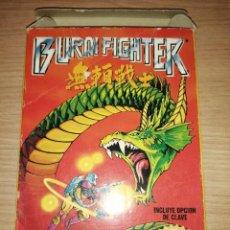Videojuegos y Consolas: JUEGO NINTENDO NES BURAI FIGHTER COMPLETO PAL VERSION 100% ORIGINAL SPACO. Lote 235456680