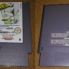 Videojuegos y Consolas: KICK OFF ORIGINAL NINTENDO NES PAL B ESPAÑA. Lote 235615175