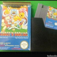 Videojuegos y Consolas: GHOST N GOBLINS NES. Lote 235847010