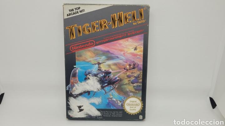 Videojuegos y Consolas: JUEGO NINTENDO TIGER HELI. NES. COMPLETO CON INSTRUCCIONES. - Foto 3 - 238223680