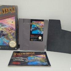 Videojuegos y Consolas: JUEGO NINTENDO TIGER HELI. NES. COMPLETO CON INSTRUCCIONES.. Lote 238223680