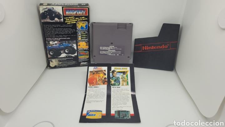 Videojuegos y Consolas: JUEGO NINTENDO BIGFOOT. NES BIG FOOT. FOLLETO KONAMI. - Foto 2 - 238225050