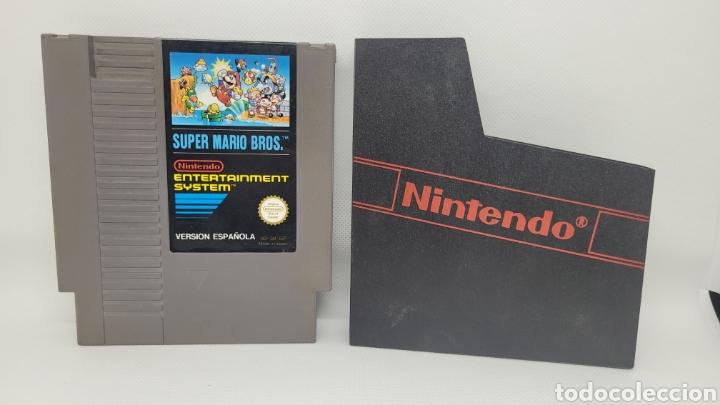 JUEGO NINTENDO SUPER MARIO BROS. NES. VERSIÓN ESPAÑOLA. (Juguetes - Videojuegos y Consolas - Nintendo - Nes)