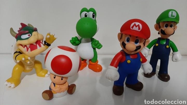 FIGURAS MARIO BROS NINTENDO (Juguetes - Videojuegos y Consolas - Nintendo - Nes)