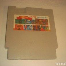 Videojuegos y Consolas: 76 IN 1 , SUPER 1992 CARTUCHO DE JUEGOS PARA NINTENDO NES . JAPONES.. Lote 241671830