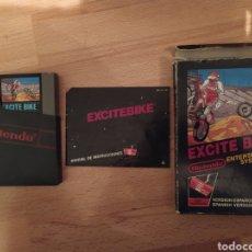 Videojuegos y Consolas: EXCITE BIKE - NES. Lote 241800410