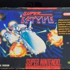 Videogiochi e Consoli: NINTENDO SNES SUPER RTYPE. Lote 243306115