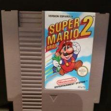 """Videojuegos y Consolas: JUEGO NINTENDO PARA CONSOLA NES """"SUPER MARIO BROS. 2"""". Lote 243523950"""