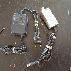 Videojuegos y Consolas: ADAPTADOR TRANFORMADOR Y ADAPTADOR ANTENA NINTENDO NES. Lote 244025815