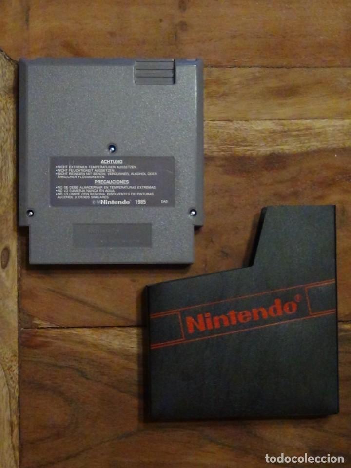 Videojuegos y Consolas: Juego Nintendo Nes SALOMON S KEY 2 NINTENDO NES PAL - Foto 3 - 244436105
